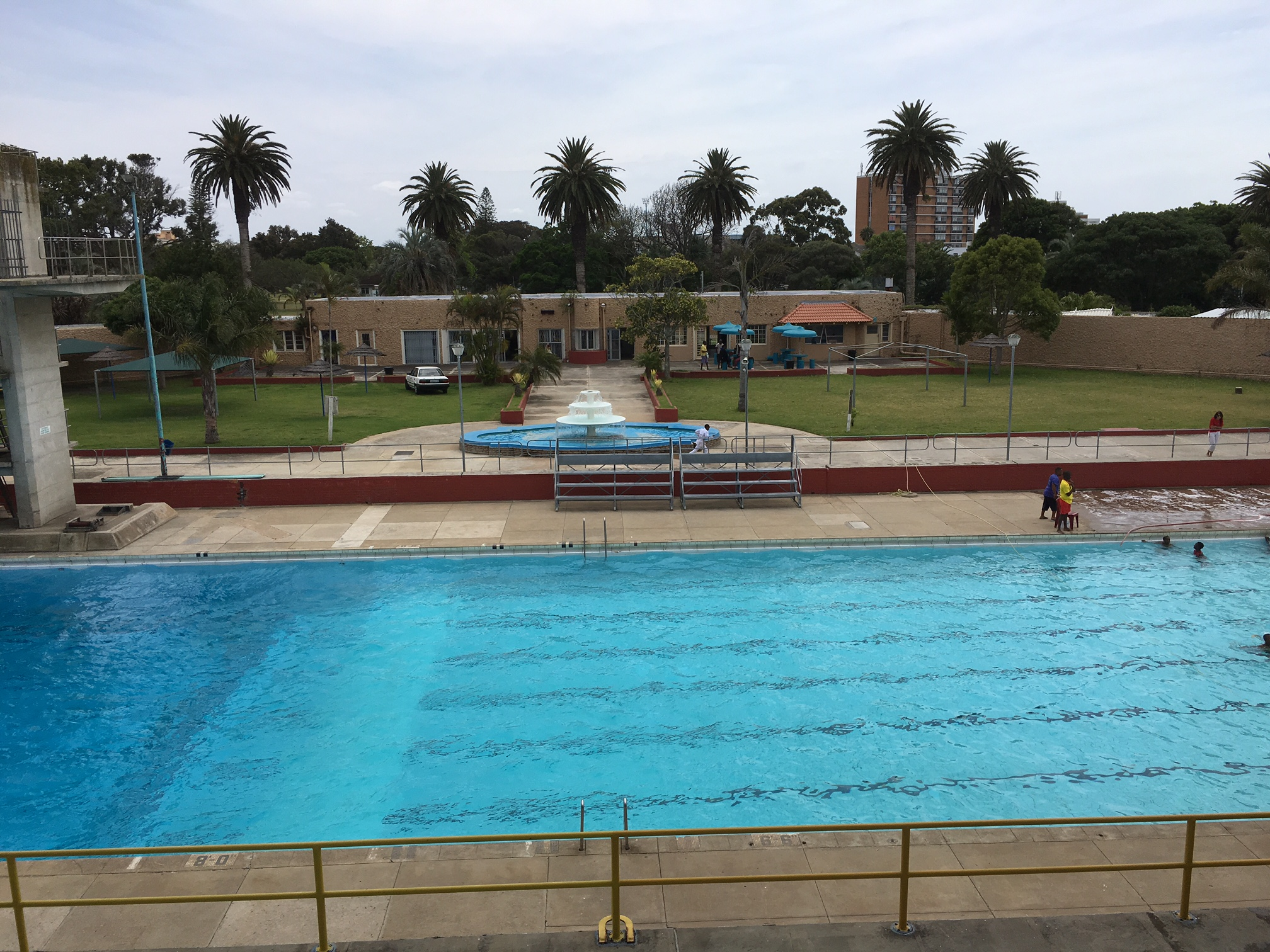 swimming location st georges pool east cape champs